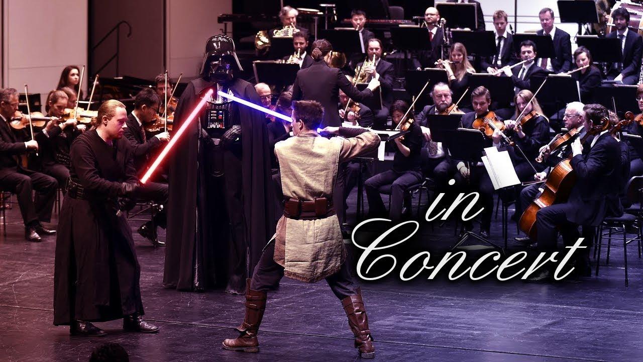 Saberproject in Concert
