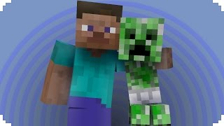 Baby Creeper (Minecraft Animation)