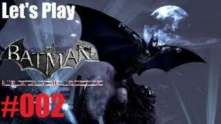 preview picture of video 'Let's Play Batman: Arkham City GOTY #002 - Voll verpeilt -.- [Deutsch/HD]'