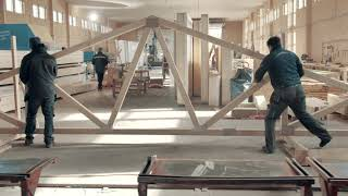 Norges Hus New Factory SHORT VIDEO