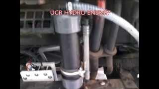 İveco midibus hidrojen yakıt tasarruf cihaz montajı