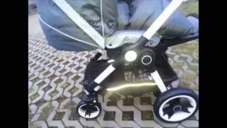 """Produkttest Kinderwagen """"BeYouV3"""" von teutonia"""