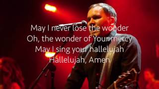 Matt Redman - Mercy Lyrics