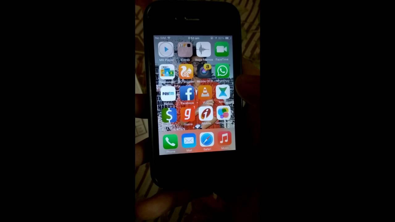 iPhone 4 7 1 2 ios update IOS 9 - YouTube
