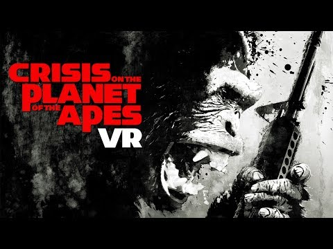 Fox Unveils Their Planet of the Apes VR Game Where You Play As A Primate