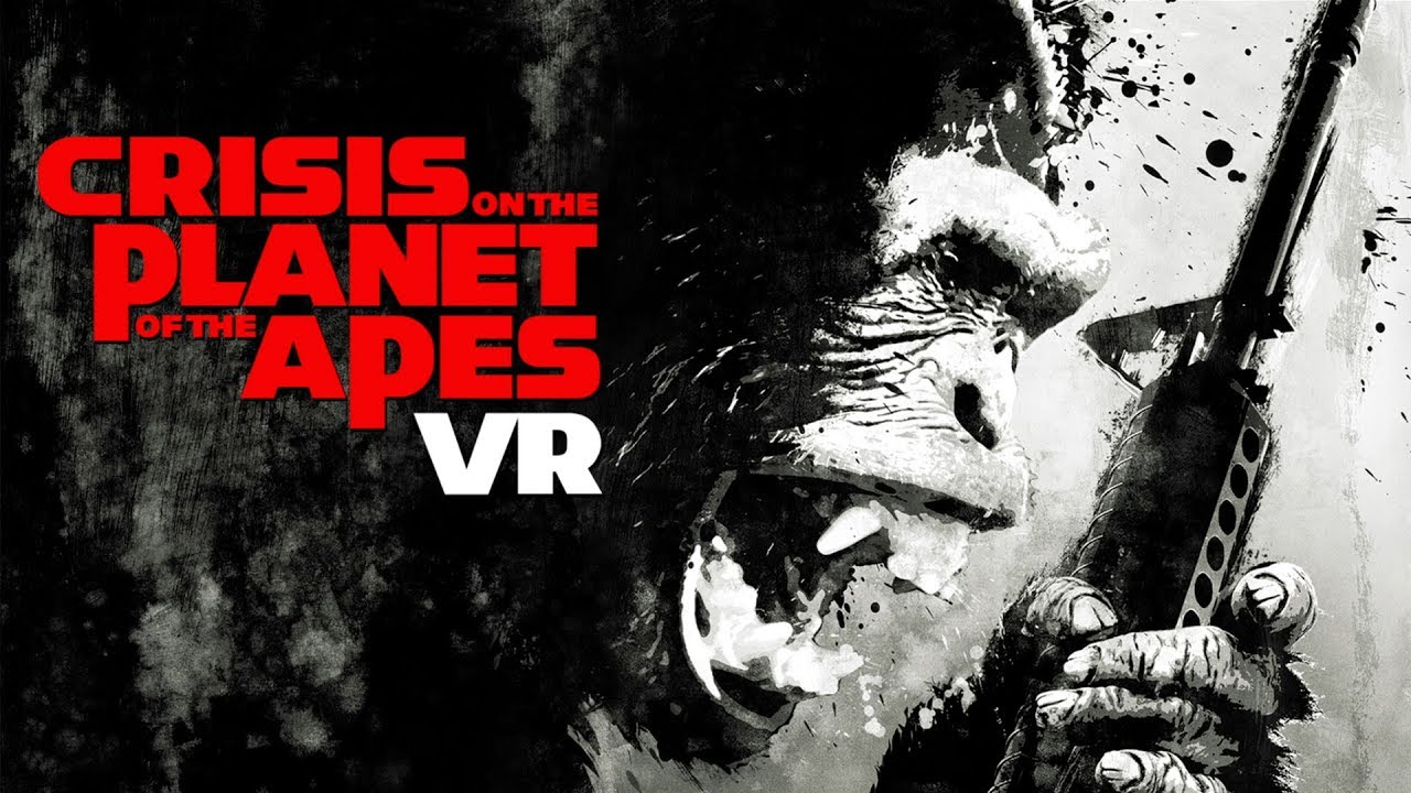Crisis on the Planet of the Apes VR Teaser Trailer