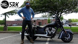 The Truth About Indian Motorcycles (Dark Horse Review)