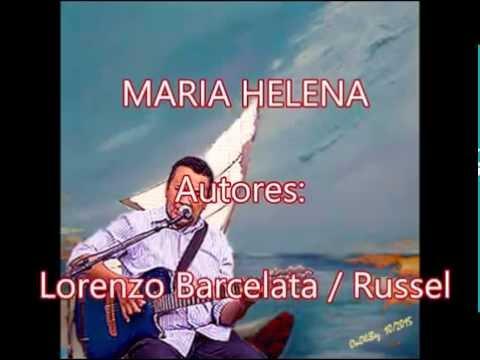 PAULINHO NATUREZA canta MARIA HELENA - Nat King Cole, Altemar Dutra, Javier Solis também gravaram