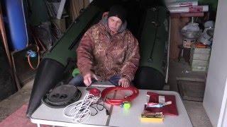 Насос для лодки турбинка