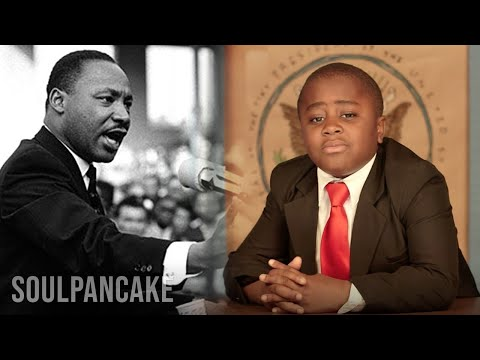 The Story of Martin Luther King Jr., By Kid President