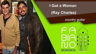 Fabiano Borges feat. Marcos Parise - I Got a Woman