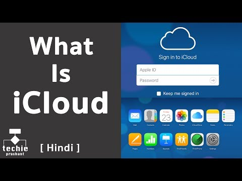 What is Apple iCloud? How Apple iCloud Works? [HINDI]