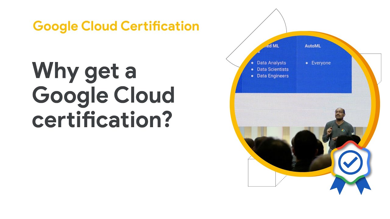 Hear from the Google Cloud Certified community at Next '19, San Francisco about the value of Google Cloud certification.