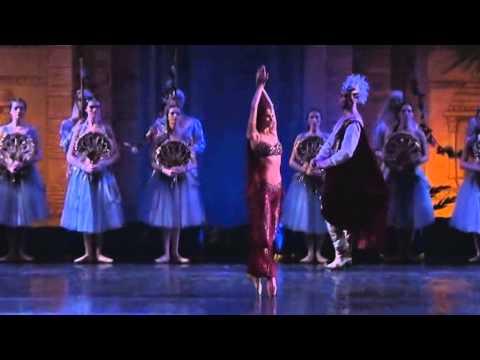 Л. Минкус Баядерка (La Bayadera) Наталья Мацак-Танец со змеей