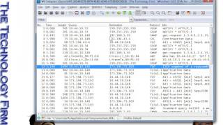 Export to CSV with Wireshark