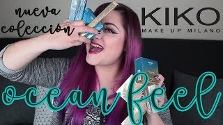 Nueva Colección De KIKO: Ocean Feel, A PRUEBA!