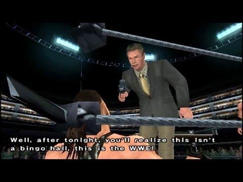 wwe smackdown vs raw 2006 psp controls