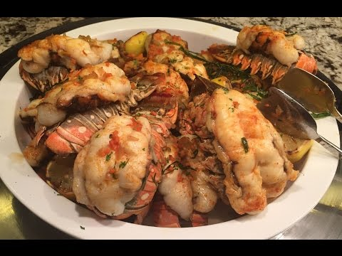 Vegas All You Can Eat Lobster Buffet - Bally's Sterling Brunch