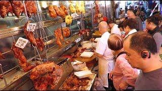 乳豬 燒肉 叉燒 豉油雞 炸乳鴿 樣樣都好好味 好好食 大龍鳳燒味店 深水埗