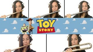 Toy Story: You've Got a Friend in Me on Flute + Sheet Music!