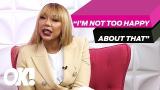 Tamar Braxton Spills The Tea On 'BFV,' Her New Man And Even Her Time On 'The Real'