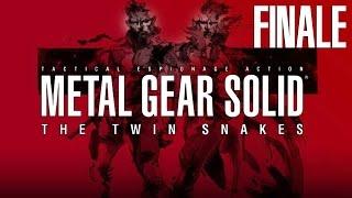 Metal Gear Solid: The Twin Snakes - Walkthrough Finale: FoxDie