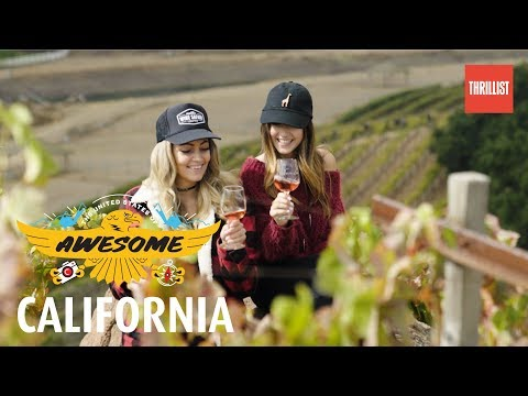 Drinks and Wildlife at Malibu's Wine Safari || U.S. of Awesome