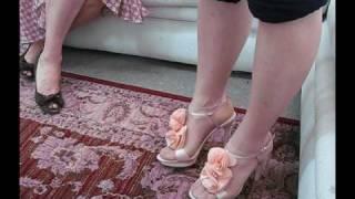 Badgley Mischka Randee Shoes Review - Lezu TV Ep#11