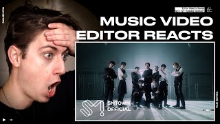 Video Editor Reacts to NCT 127 'gimme gimme' MV