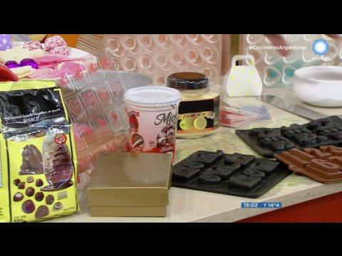 Bombones transfer recetas cocineros argentinos for Bazar reposteria