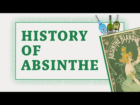 A Brief History of Absinthe