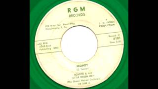 Roscoe & His Little Green Men - Money (That's What I Want) (Barrett Strong Cover)
