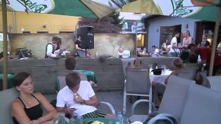 Video ECHO MESSAGE - Over The Stones (live from BarBar, Stodolni St.)