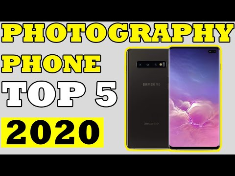 TOP 05: Best Smartphone for Photography of 2020