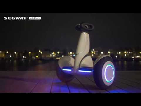 2020 Segway Ninebot S-PLUS in Portland, Oregon - Video 2