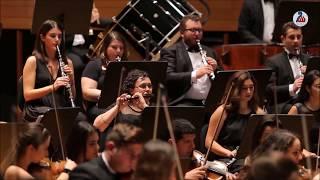 TED Senfoni Orkestrası - Şark Pazarı | Sur un Marché Persan
