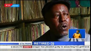 Jimmy Rugami sells unique trove of music that mainly consist of the greats of African songs