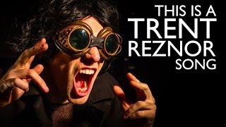 This Is A Trent Reznor Song OFFICIAL MUSIC VIDEO with Freddy Scott