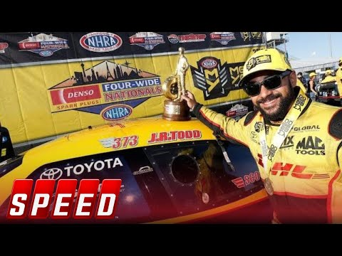'My story': Getting to know Kalitta Motorsports' J.R. Todd | 2018 NHRA DRAG RACING