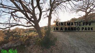 Cinematic FPV Bando Park / Parco Tre Ponti - [URBEX ITA with DRONE]