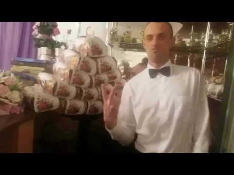 Офіціанти для обслуговування весіль та банкетів!, відео 1
