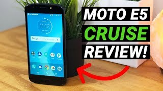 Moto E5 Cruise - Complete Review! (Cricket Wireless)