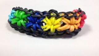 How to Make Starburst Bracelet   Make Starburst Bracelet on Bandaloom