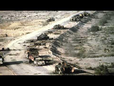 persijos įlankos karo strategija campbell sriubos akcijų pasirinkimai