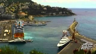 Collision Ferry Bastia Nice dans le Port de Nice le 15 septembre 2015 à 13h45 - vitesse réduite