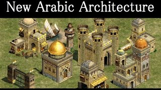 Age Of Empires II HD - Mod New Arabic Architecture