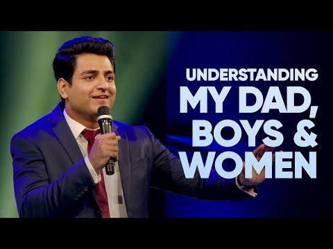 Understanding My Dad, Boys & Women - Kenny Sebastian | Stand Up Comedy