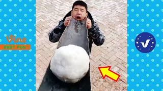 New Funny Videos 2020 ● People doing stupid things P56
