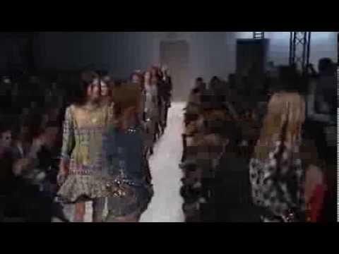Paris Fashion Week Coverage: Balmain Spring 2014 Collection