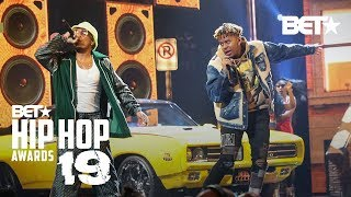 "YBN Cordae & Anderson .PAAK Bring The Funk In ""RNP"" Performance! 